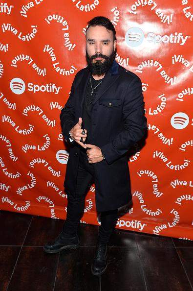 Black Coat「Spotify Celebrates Latin Music and Their Viva Latino Playlist at the Marquee Nightclub, Las Vegas, NV」:写真・画像(8)[壁紙.com]