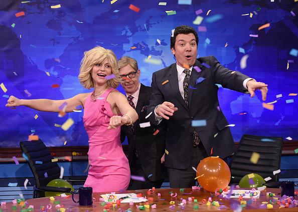 "J.K「Claire Danes Visits ""The Tonight Show Starring Jimmy Fallon""」:写真・画像(10)[壁紙.com]"