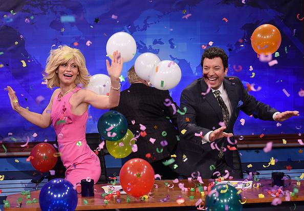 "J.K「Claire Danes Visits ""The Tonight Show Starring Jimmy Fallon""」:写真・画像(8)[壁紙.com]"