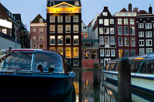 Amsterdam「Amsterdam at Night」:スマホ壁紙(6)
