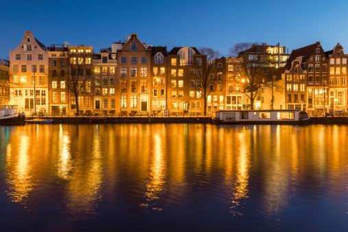 Amsterdam「Amsterdam Architecture, Netherlands」:スマホ壁紙(15)