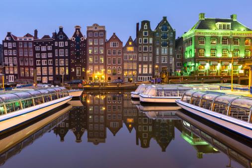 Amsterdam「Amsterdam Architecture, Netherlands」:スマホ壁紙(19)