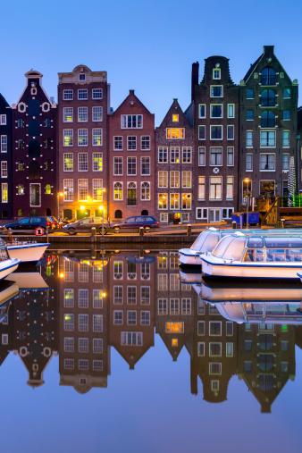 Amsterdam「Amsterdam Architecture, Netherlands」:スマホ壁紙(14)