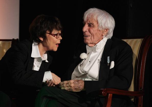 Thuringia「Johannes Heesters Celebrates 107th Birthday」:写真・画像(12)[壁紙.com]