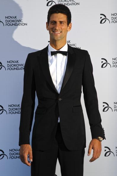 One Man Only「Novak Djokovic Foundation - London Gala Dinner」:写真・画像(9)[壁紙.com]