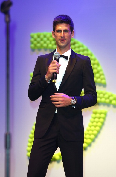 Front View「Novak Djokovic Foundation - London Gala Dinner」:写真・画像(13)[壁紙.com]
