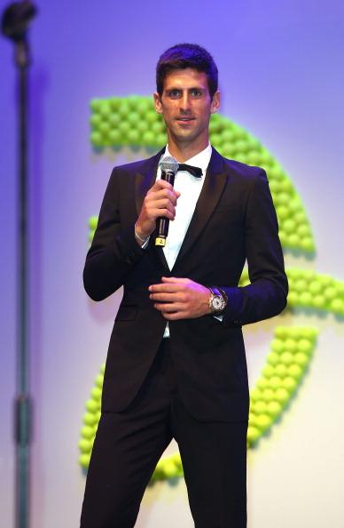 Front View「Novak Djokovic Foundation - London Gala Dinner」:写真・画像(10)[壁紙.com]
