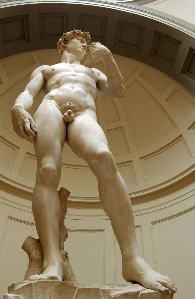 Michelangelo's David「Restoration Work Completed On Michelangelo's David」:写真・画像(5)[壁紙.com]