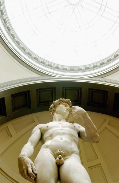 Michelangelo's David「Restoration Work Completed On Michelangelo's David」:写真・画像(8)[壁紙.com]