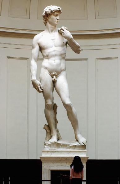 Michelangelo's David「Restoration Work Completed On Michelangelo's David」:写真・画像(15)[壁紙.com]