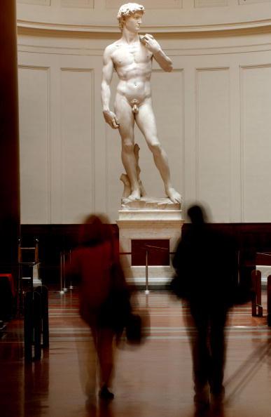 Michelangelo's David「Restoration Work Completed On Michelangelo's David」:写真・画像(12)[壁紙.com]