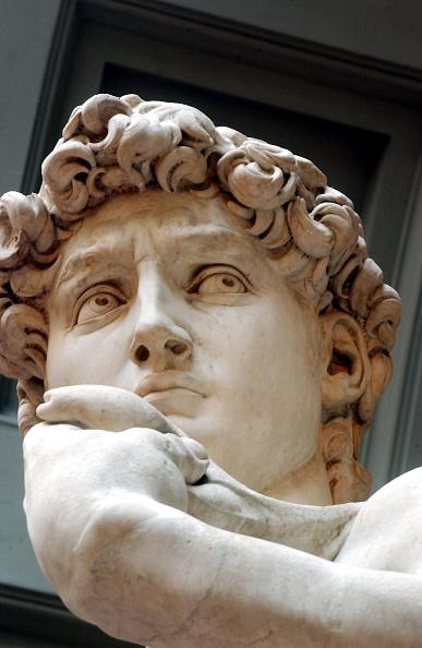 Michelangelo's David「Restoration Work Completed On Michelangelo's David」:写真・画像(16)[壁紙.com]