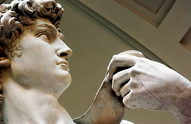 Restoration Work Completed On Michelangelo's David:ニュース(壁紙.com)