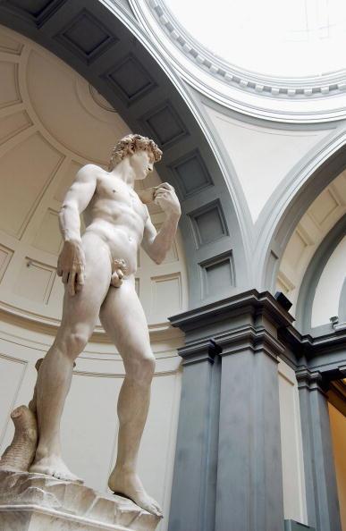Michelangelo's David「Restoration Work Completed On Michelangelo's David」:写真・画像(11)[壁紙.com]
