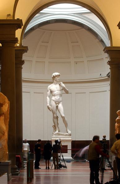Michelangelo's David「Restoration Work Completed On Michelangelo's David」:写真・画像(9)[壁紙.com]