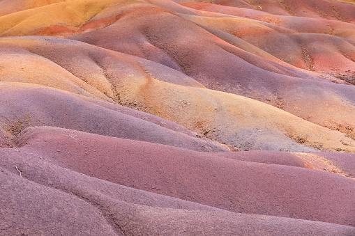 Mauritius「Mauritius, Chamarel, Seven Coloured Earths」:スマホ壁紙(16)