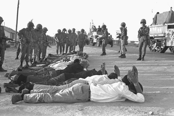 Gaza Strip「38th Anniversary Of Israel's 1967 Occupation Of Gaza」:写真・画像(1)[壁紙.com]