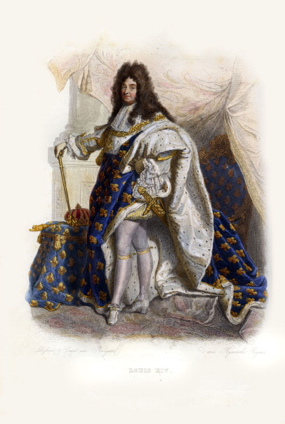 Louis XIV Of France「Louis XIV of France」:写真・画像(6)[壁紙.com]