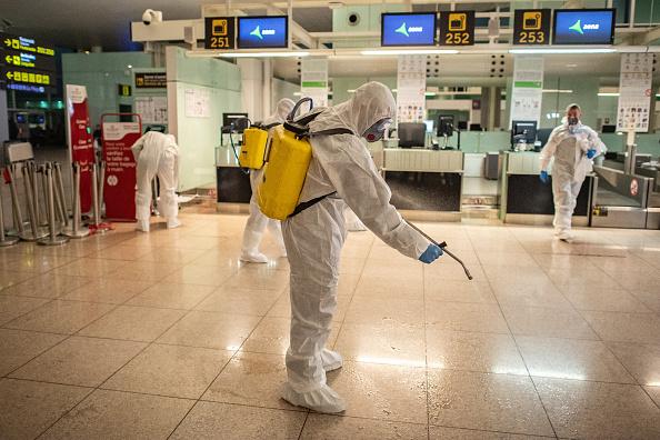 Spain「Spain To Impose Nationwide Lockdown To Combat The Coronavirus」:写真・画像(18)[壁紙.com]