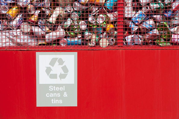 Recycling「A recycling facility on Barrow Island in Barow in Furness, Cumbria, UK.」:写真・画像(19)[壁紙.com]