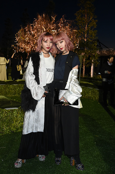 東京「Dior 2017 Spring/Summer Haute Couture Collection Show」:写真・画像(4)[壁紙.com]