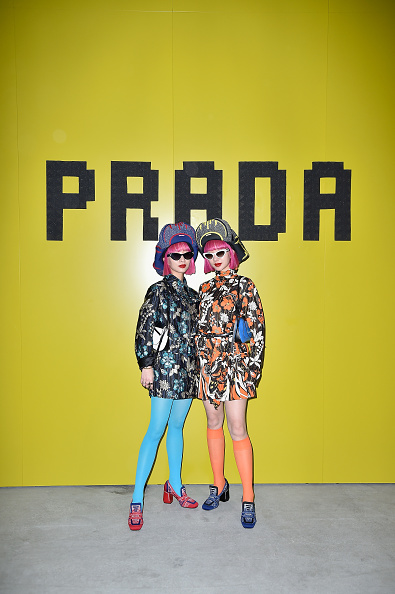 Prada「Prada - Arrivals & Front Row - Milan Men's Fashion Week Fall/Winter 2019/20」:写真・画像(16)[壁紙.com]