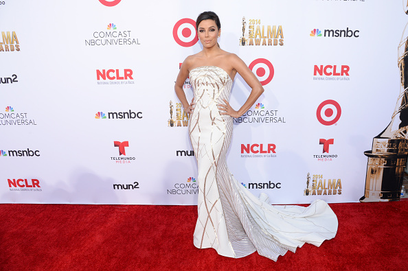 出来事「2014 NCLR ALMA Awards - Red Carpet」:写真・画像(7)[壁紙.com]