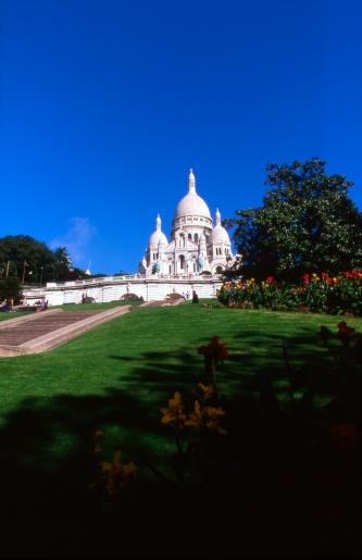 Formal Garden「Sacre Coeur Church」:スマホ壁紙(12)