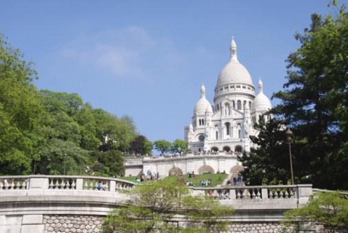 God「Sacre Coeur in Paris」:スマホ壁紙(16)