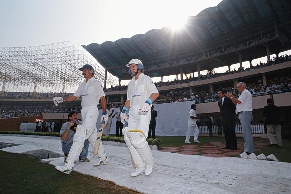 South Africa National Team「South Africa v India 1ST ODI Calcutta  1991」:写真・画像(19)[壁紙.com]