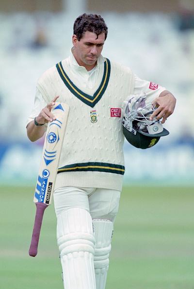 South Africa National Team「Hansie Cronje England v South Africa 1998」:写真・画像(14)[壁紙.com]