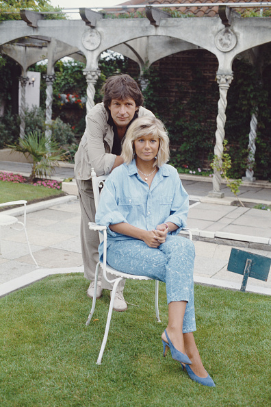 Actor「Glynis Barber And Michael Brandon」:写真・画像(13)[壁紙.com]