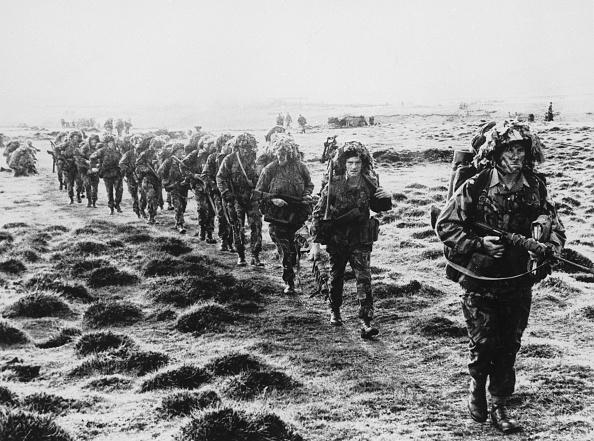 Falkland Islands「Camouflage Line」:写真・画像(12)[壁紙.com]