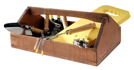 Caddy「Box of garden tools」:スマホ壁紙(5)
