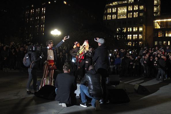 2016年アメリカ大統領選挙「Madonna Concert」:写真・画像(16)[壁紙.com]