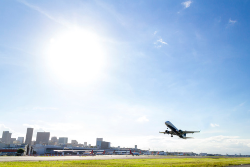 Rio「飛行機の離陸リオデジャネイロ」:スマホ壁紙(11)