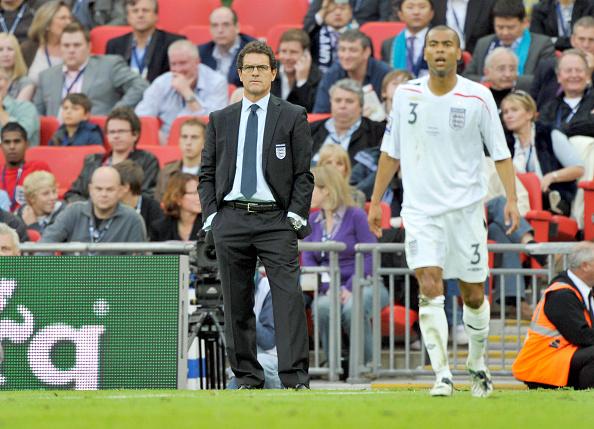International Team Soccer「England v Kazakhstan FIFA World Cup Europe group qualifier at Wembley 2008」:写真・画像(6)[壁紙.com]