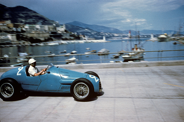 1950-1959「Robert Manzon, Grand Prix Of Monaco」:写真・画像(3)[壁紙.com]