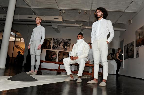 Dresser「Bureau V/BYCO - Presentation - Mercedes-Benz Fashion Week Spring 2014」:写真・画像(18)[壁紙.com]