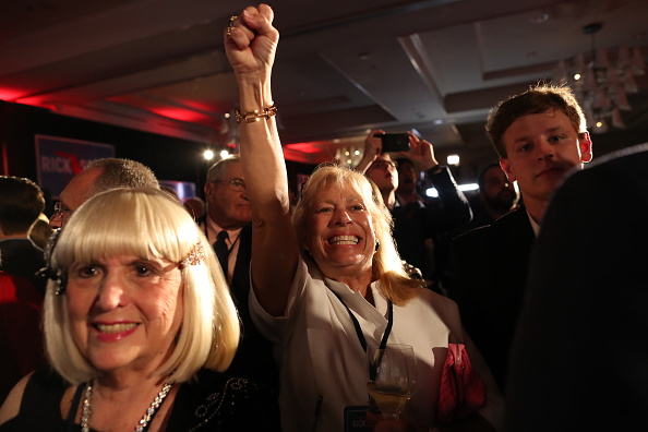 Naples - Florida「Florida Senate Candidate Rick Scott Attends Election Night Event In Naples」:写真・画像(2)[壁紙.com]