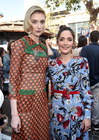"Rose Byrne「Premiere Of Columbia Pictures' ""Peter Rabbit"" - Red Carpet」:写真・画像(12)[壁紙.com]"