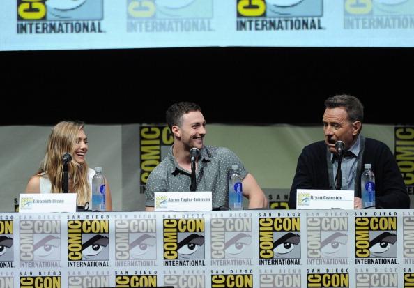 2014年映画 GODZILLA ゴジラ「Warner Bros. And Legendary Pictures Preview - Comic-Con International 2013」:写真・画像(11)[壁紙.com]
