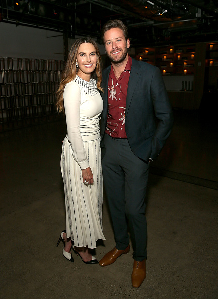 Armie Hammer「Premiere Of A24's 'Free Fire' - After Party」:写真・画像(19)[壁紙.com]