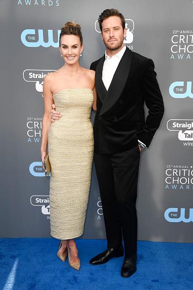 Armie Hammer「The 23rd Annual Critics' Choice Awards - Arrivals」:写真・画像(18)[壁紙.com]