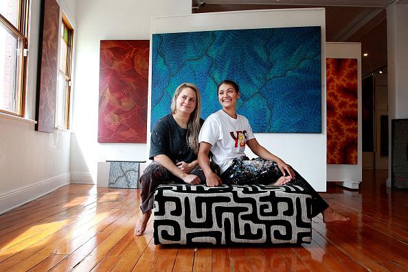 Cultures「Profile Of Indigenous Artists Sarrita King And Tarisse King」:写真・画像(2)[壁紙.com]