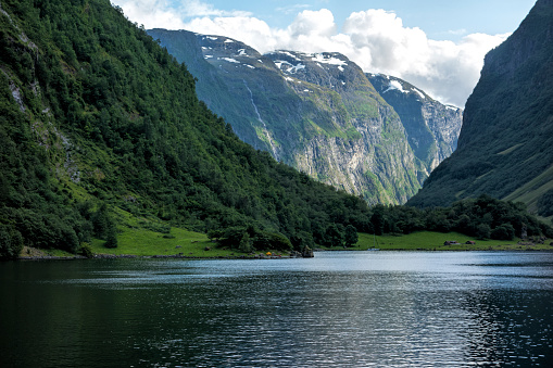 The Nature Conservancy「Fjord in Norway」:スマホ壁紙(9)