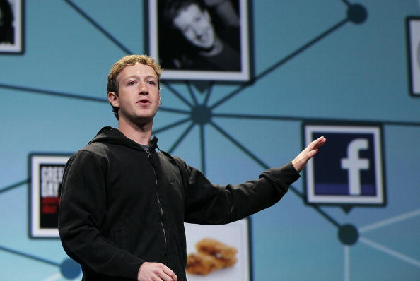 Public Speaker「Facebook Hosts Conference On Future Of Social Technologies」:写真・画像(16)[壁紙.com]