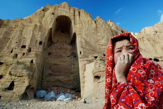Buddha「Bamiyan, Afghanistan」:写真・画像(4)[壁紙.com]