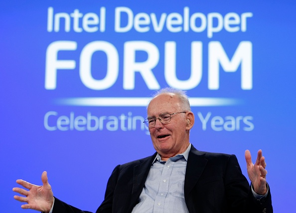 Silicon「Intel CEO Paul Otellini Speaks At Programmers Forum」:写真・画像(18)[壁紙.com]