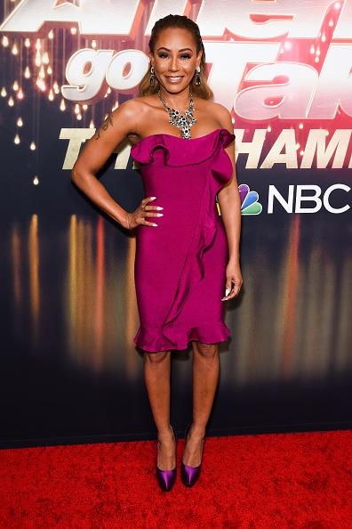 """Hot Pink「NBC's """"America's Got Talent: The Champions"""" - Arrivals」:写真・画像(11)[壁紙.com]"""